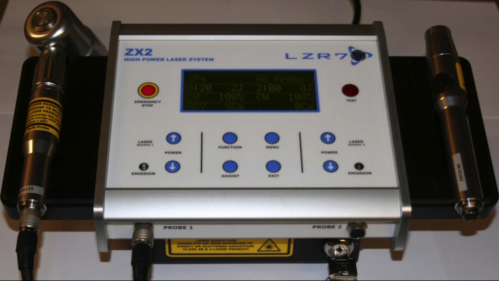 ZX2 laser - high power laser system - LZR7
