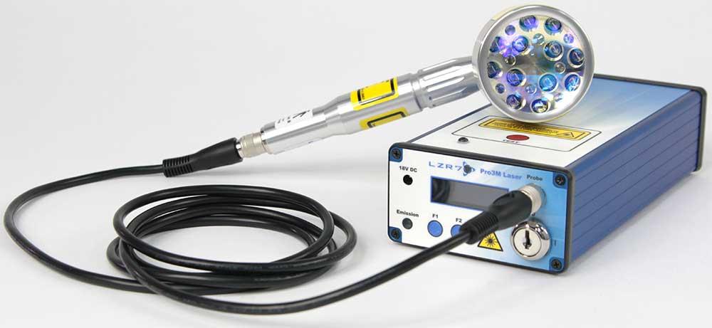 LZR7 Pro 3M with 100W Super Pulsed Probe