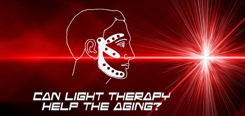 LED light therapy device